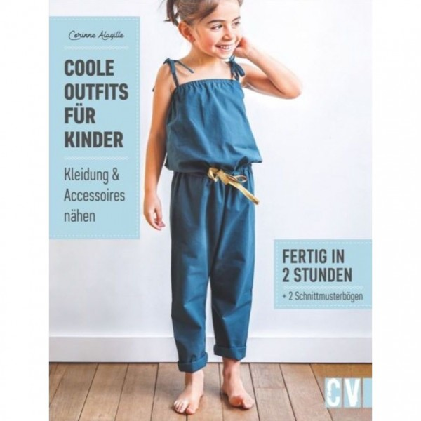 "Bog ""Coole Outfits für Kinder"""