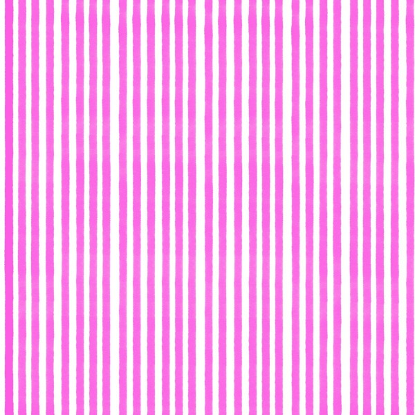 "Bomuld ""Lazy Stripe"" pink by Loralie Harris"