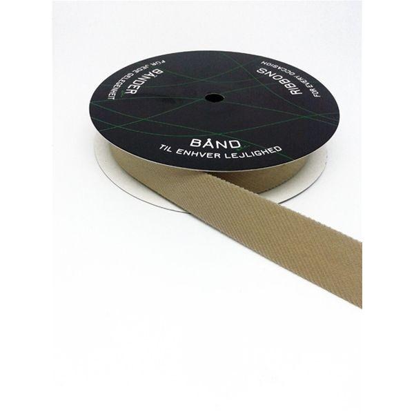 Fløjl skråbånd kollektion 40/20 mm