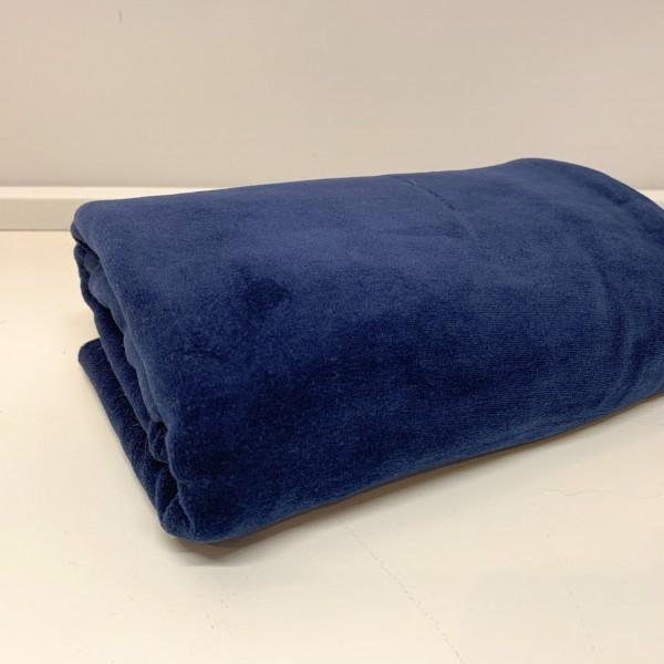 50 cm Nicky Velour mørkeblå