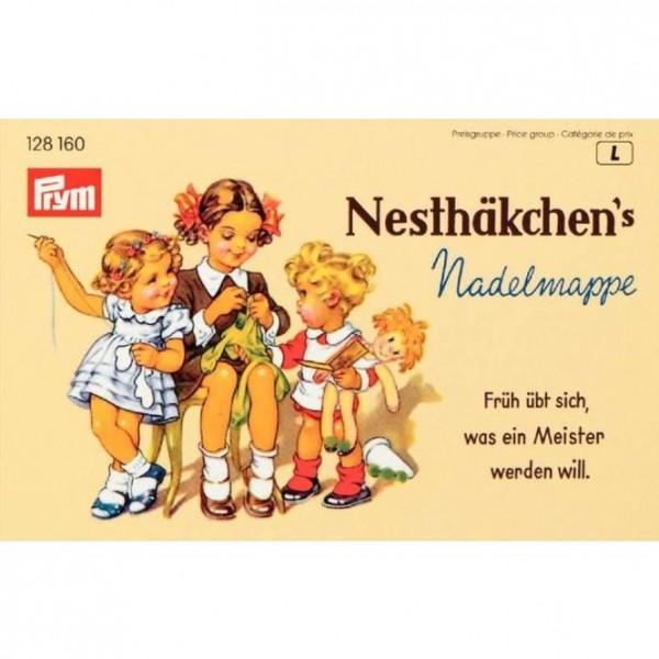"""Nåle-Set """"Nesthäkchens Nadelmappe"""""""