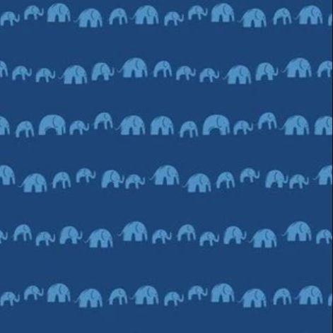 "Bomuld ""Selva"" elefant"