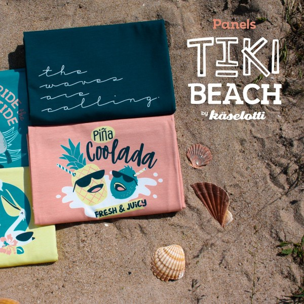 85cm Tiki Beach Panel by käselotti