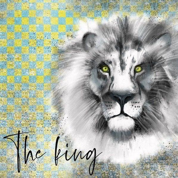 "80 cm BIO-Jersey ""The king"""