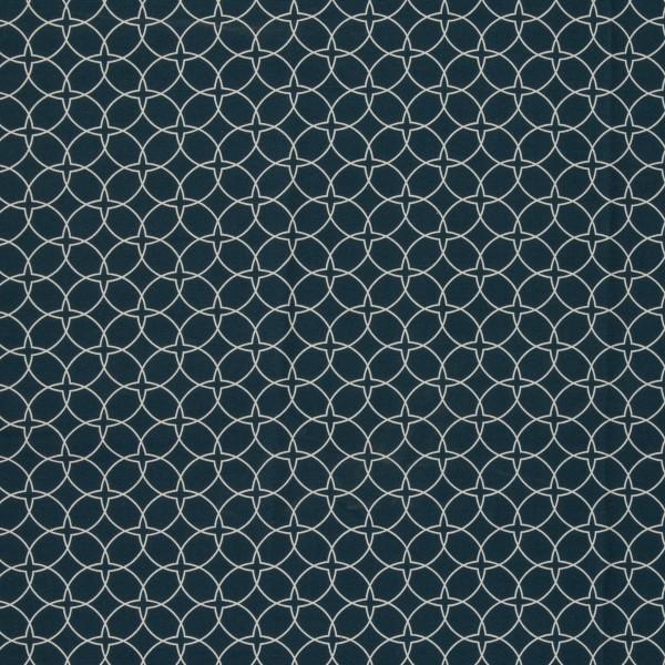 "Bomuldsjersey kollektion ""Oriental Flair"" by Lycklig Design"