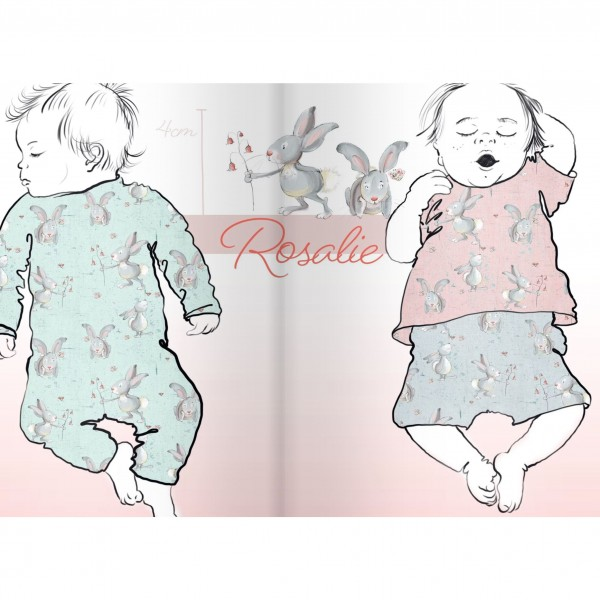 "BIO-Jersey ""Rosalie"" by Tante Gisi"