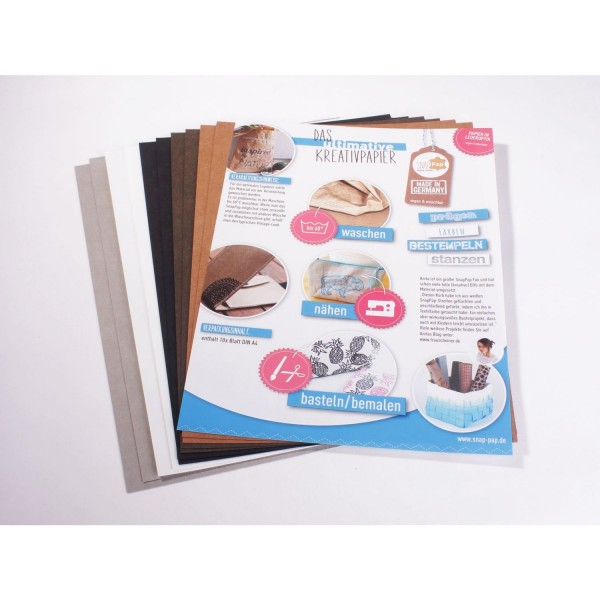 SnapPap DIN A4 (10 stk.)