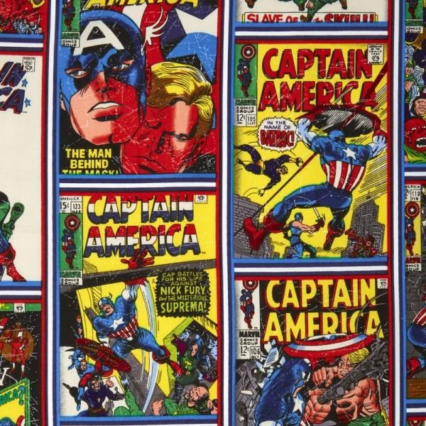 "Bomuld ""Captain Amerika"""