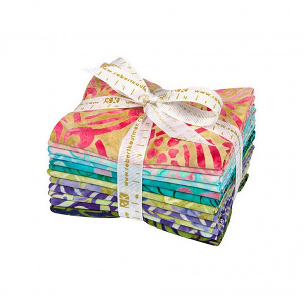 "Fat Quarter Bundle Artisan Batiks ""Artisan..."
