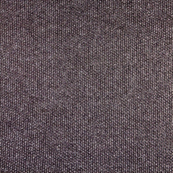 """Strikstof """"Mini Seed Knit"""" grå-sølv"""