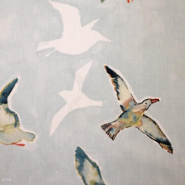 """Dekostof """"Seagulls sky"""""""