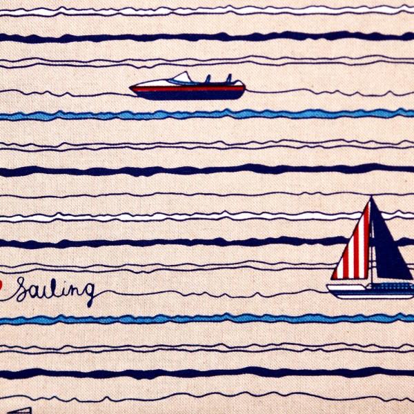 "Dekostof ""Emilia"" sailing"