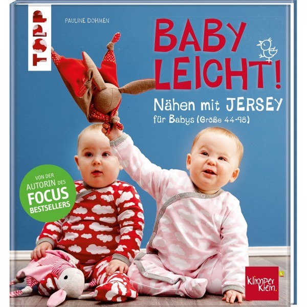 """Bog """"Nähen mit Jersey - Babyleicht!"""" by..."""