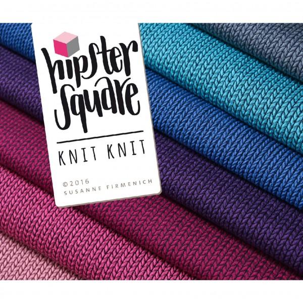 "BIO-Jacquard kollektion ""Knit Knit"" fra Hamburger Liebe"