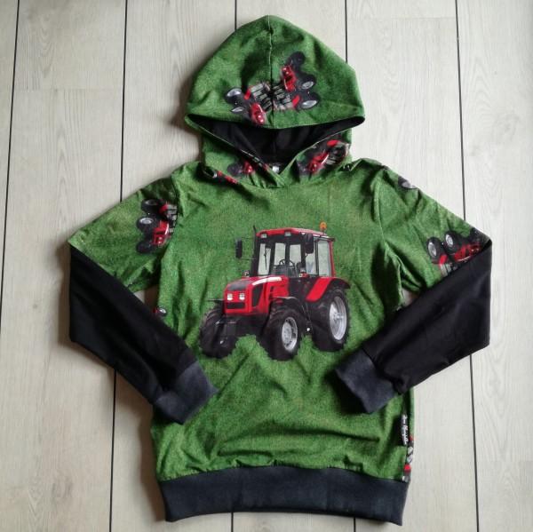 """Kids-Hoodie """"Traktor"""" str 152"""