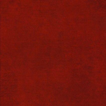 "Bomuld ""Shadow Play"" rød"