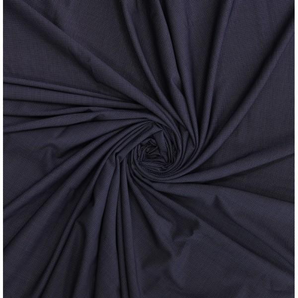 Blanding af polyester-viskose-uld