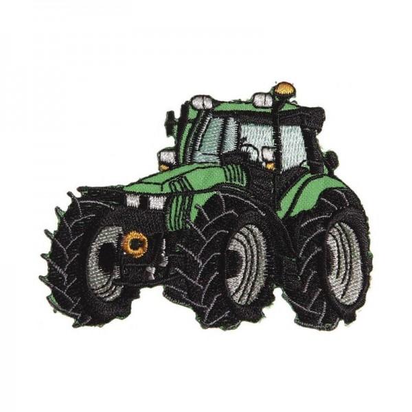 """Symærke """"Traktor grøn"""""""