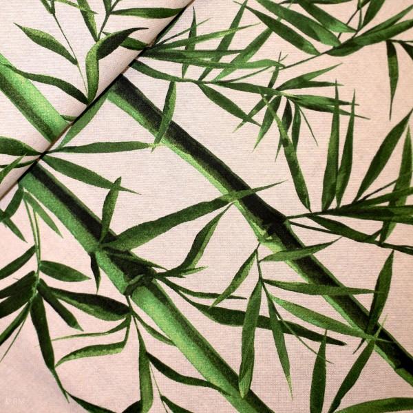 """Dekostof """"Emilia"""" bambus"""