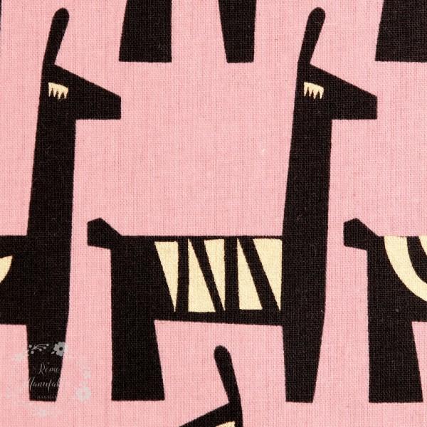 """Canvas """"KOKKA Ellen Baker"""" Lama"""
