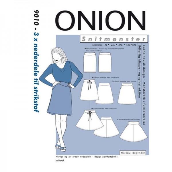 "Snitmønster Onion 9010 ""Nederdele til stikstof""..."