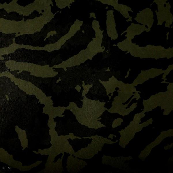 Læderimitation camouflage