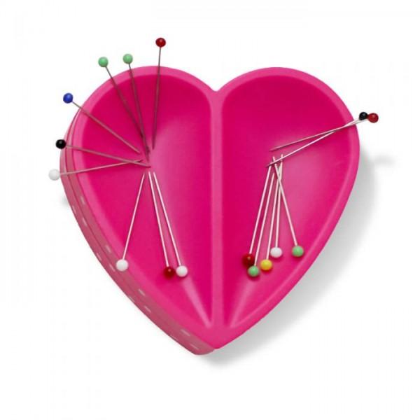 """Magnet nålepude """"Hjerte"""" fra Prym Love"""