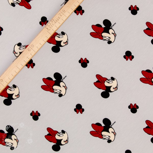 "Disney-Bomuldsjersey ""Minnie Mouse"""