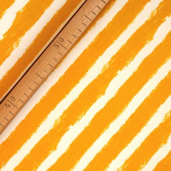 Bio-Sweat Mellow Stripes senf