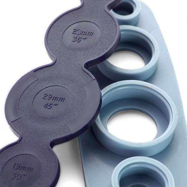 Værktøj til Overtræksknapper fra Prym (11 - 2 9mm størrelse)