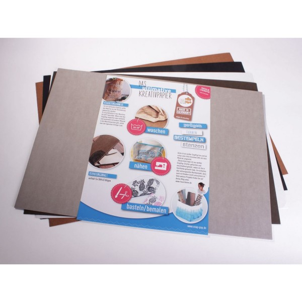 SnapPap DIN A3 (5 stk.)