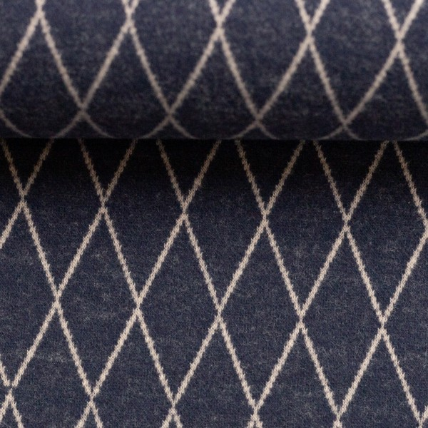 """Jacquard """"Cozy Collection blå"""" by lycklig design"""