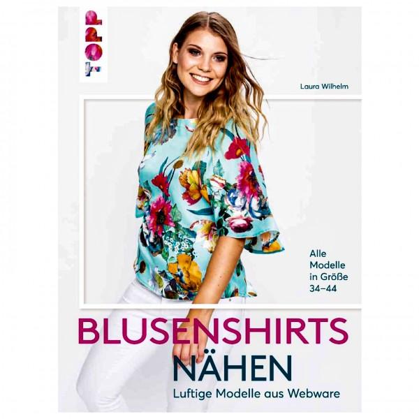 "Bog ""Blusenshirts nähen - Luftige Modelle aus..."
