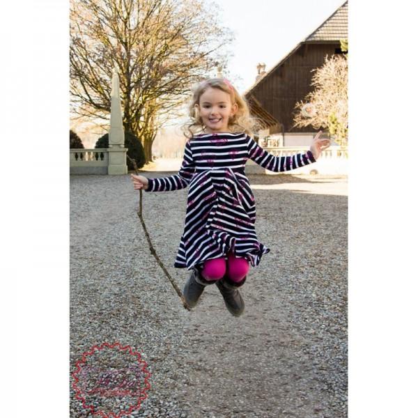"""Snitmønster Kids-Kjole """"Mini-Frühlingsluft"""" str 86 - 152"""