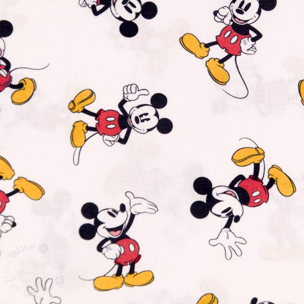 "Disney-Bomuld ""Mickey Mouse"""
