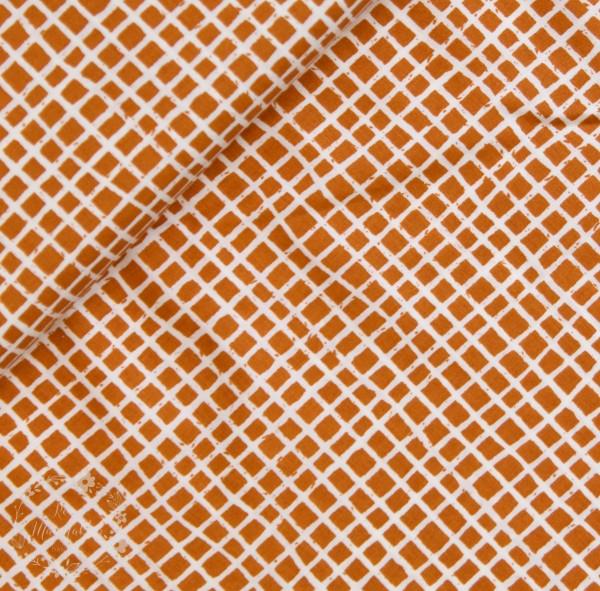 "BIO-Bomuld ""Farm Fresh"" f10ora fra Birch Fabrics"