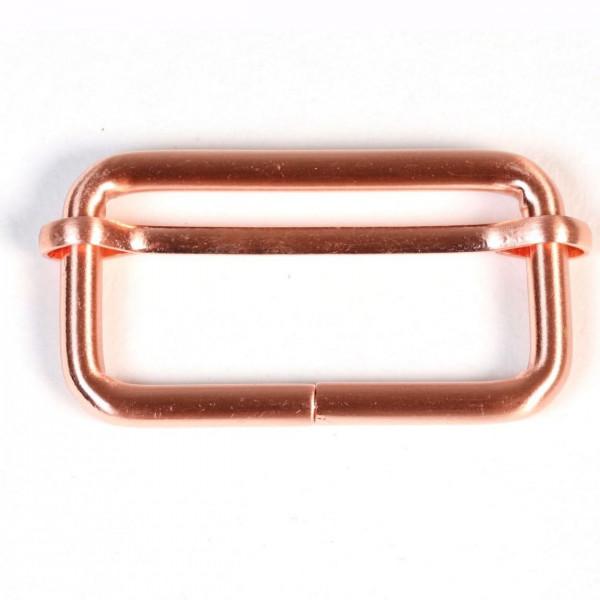 Metalspænde 40 mm kobber