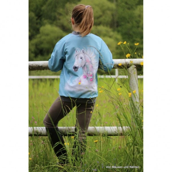 "BIO-Jersey Panel ""Soulhorse"" by Tante Gisi"