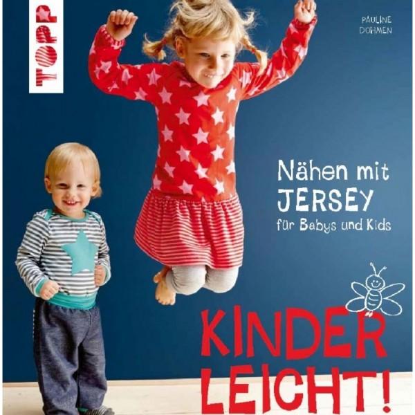"""Bog """"Nähen mit Jersey - Kinderleicht"""" str 56 - 134"""