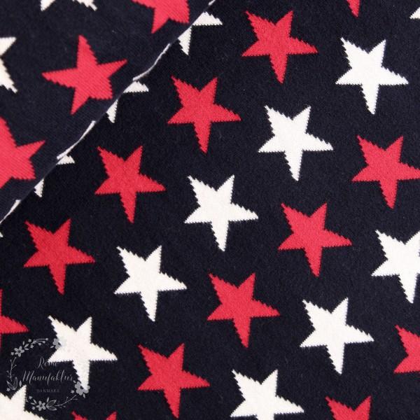 Jacquard med stjerner
