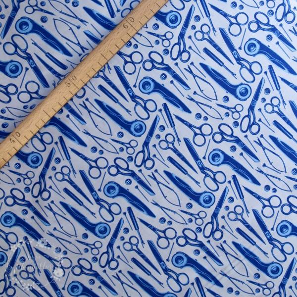 "Bomuld Kollektion ""Homemade - Tools of the Trade"" by Tula Pink"