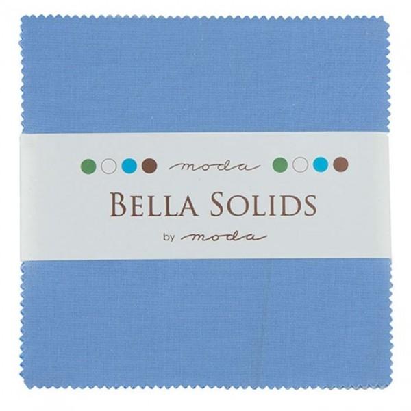 """Charm Pack kollektion 5`` Square """"Bella Solid"""" fra moda"""