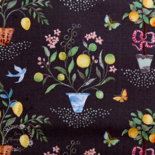 "Bomuld ""Limonella 123.105..02.1"" by Brenda Walton"