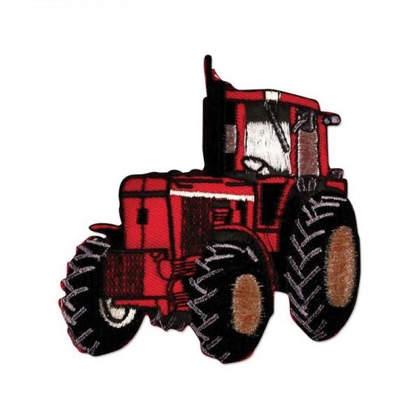 "Symærke ""Traktor"" rød"
