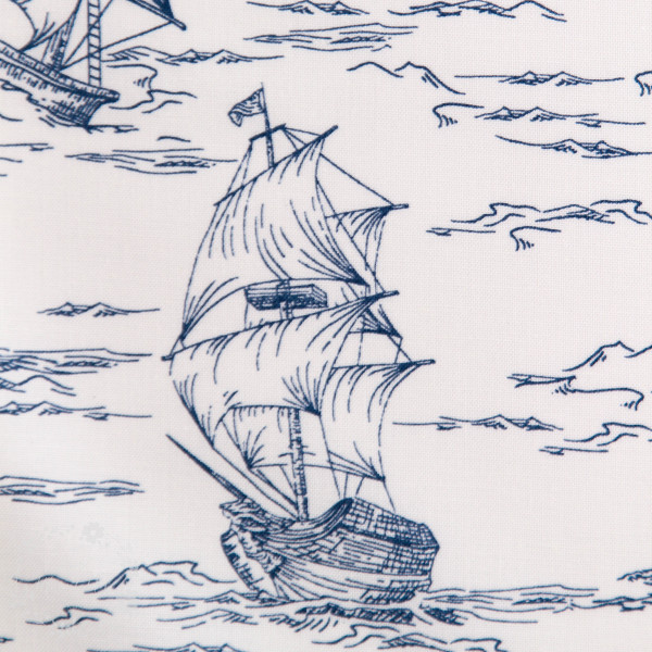 "Bomuld ""Smooth seas"""