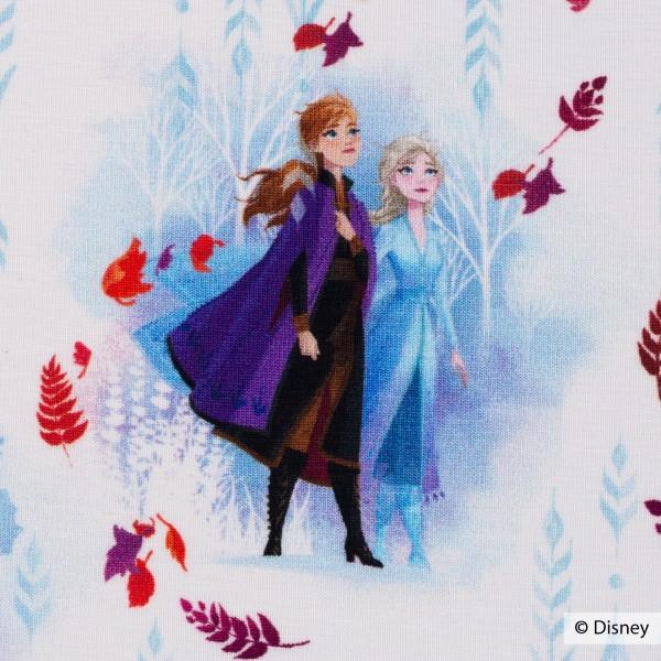 "Disney-Jersey ""Frozen 2 - Elsa og Anna"" blå"
