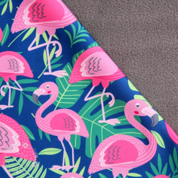 "Softshell ""Fiete"" flamingo"