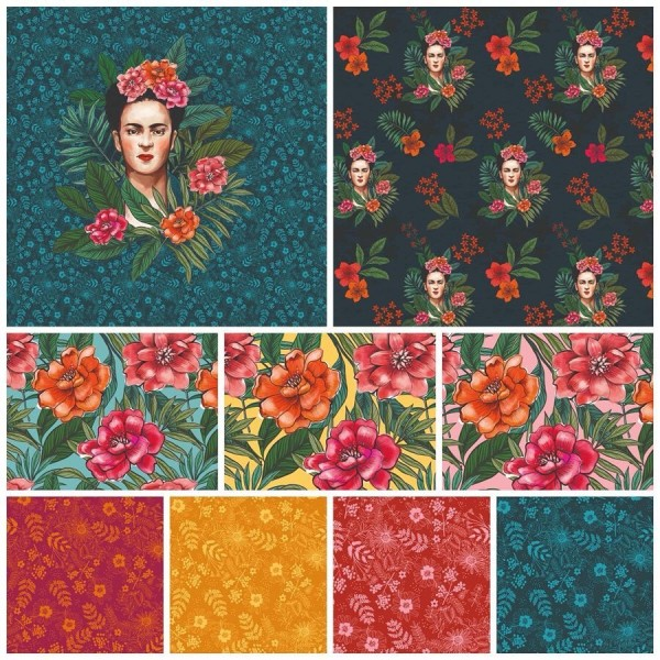 "Modal kollektion ""Frida Kahlo"""