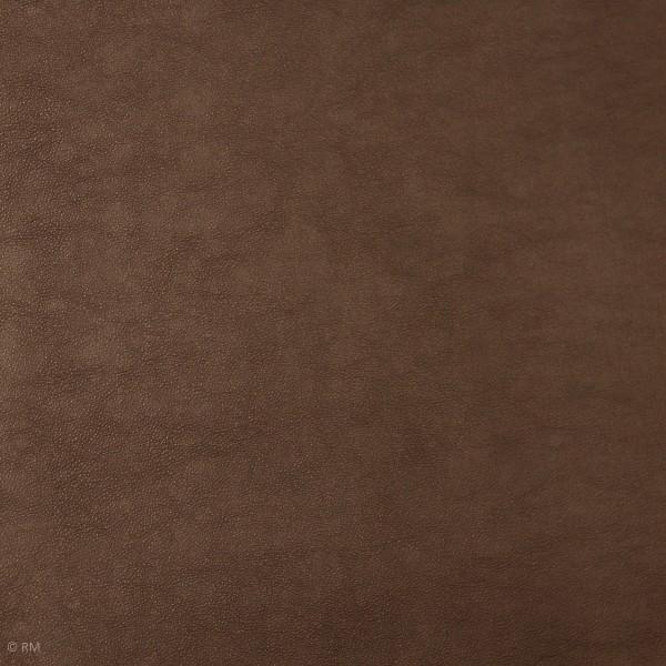 "Læderimitation ""Alloway"" mørkebrun"