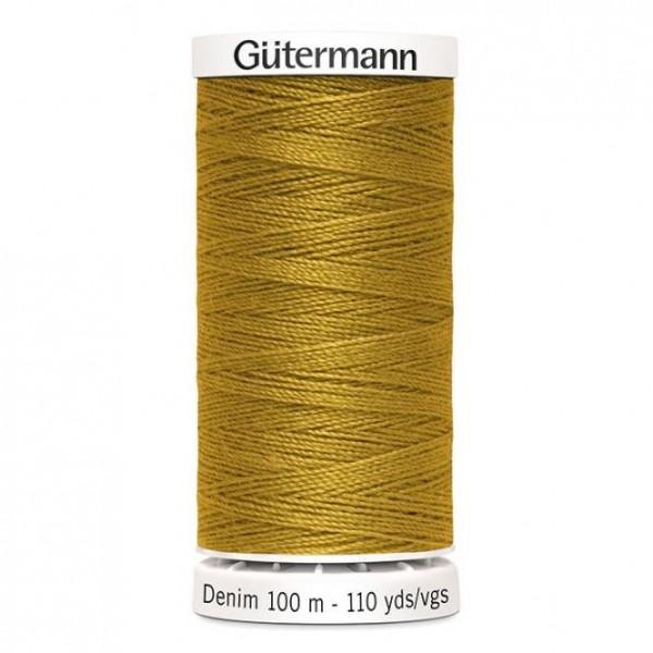 Gütermann Denimtråd kollektion (100m)